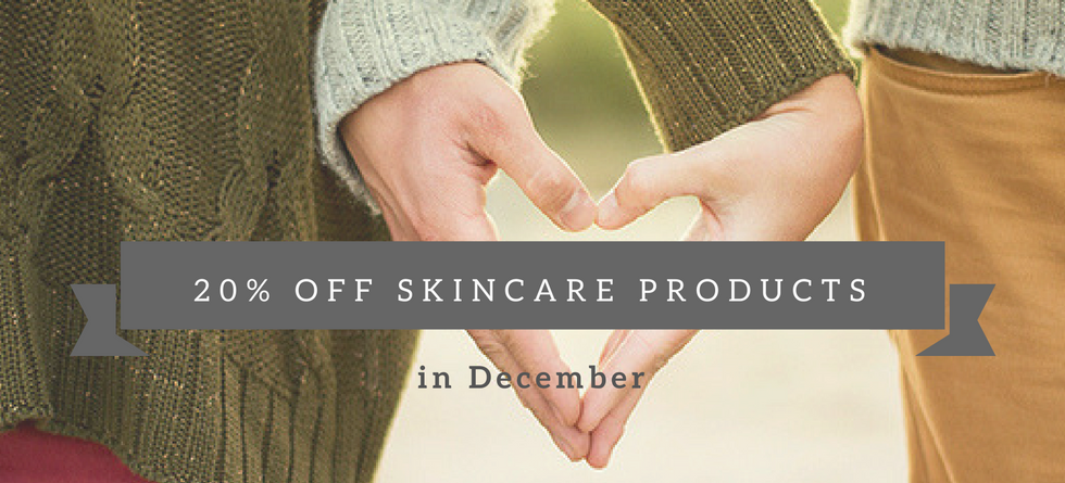 20% Off Skincare Products